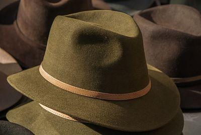 Black Dollar Sombrero
