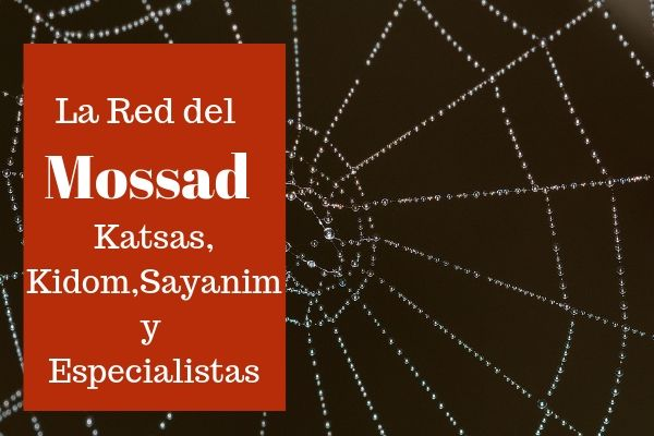 Mossad Katsas,Kidom, Sayanim